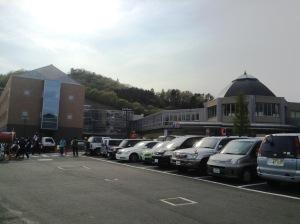 女川町立病院。